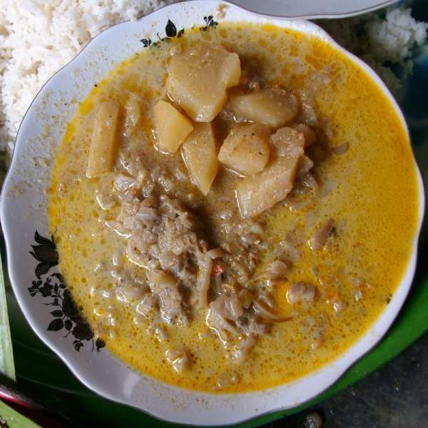 ares masakan khas lombok