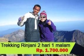 Trekking Mount Rinjani 2Hari 1 malam